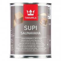 Tikkurila Supi Saunavaha (Супи Саунаваха) Защитный воск для бани
