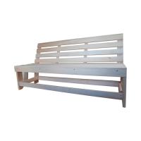Скамейка «Вебер» 1,2м
