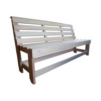 Скамейка «Вебер» 1,5м