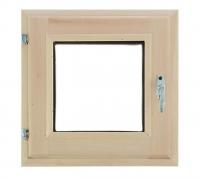 Окно липа СТП 45х45см