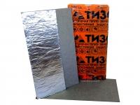 ТИЗОЛ БВТМ-ПМ/Ф1 (Плита мягкая базальтовая, фольгир. 1,25х0,46м